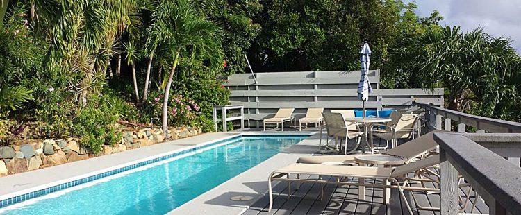 Kia Ora Villa Pool Gardens